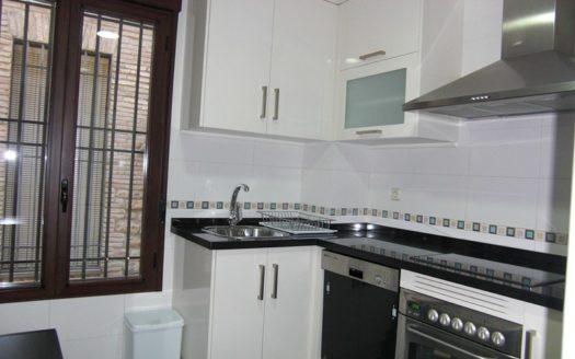 Baeza venta alquiler piso casco antiguo