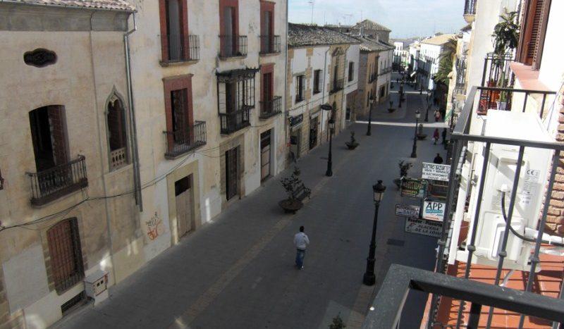 venta de piso zona peatonal en Baeza