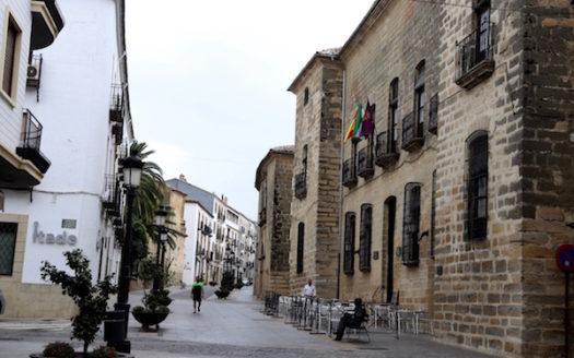 Local comercial en alquiler calle peatonal de Baeza
