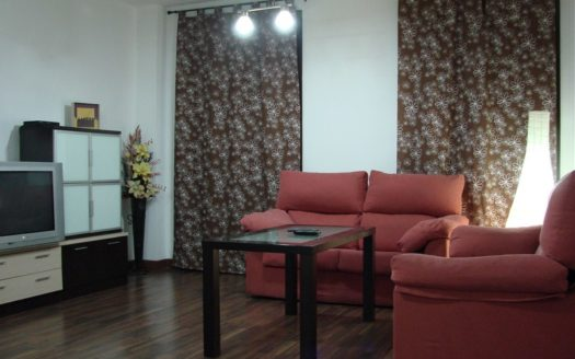 Apartamento en Alquiler Baeza zona centro