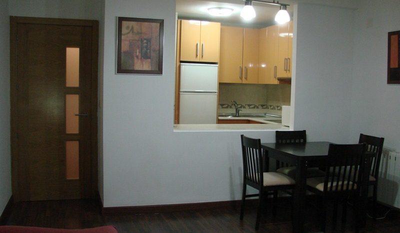 apartamento alquiler Baeza centro