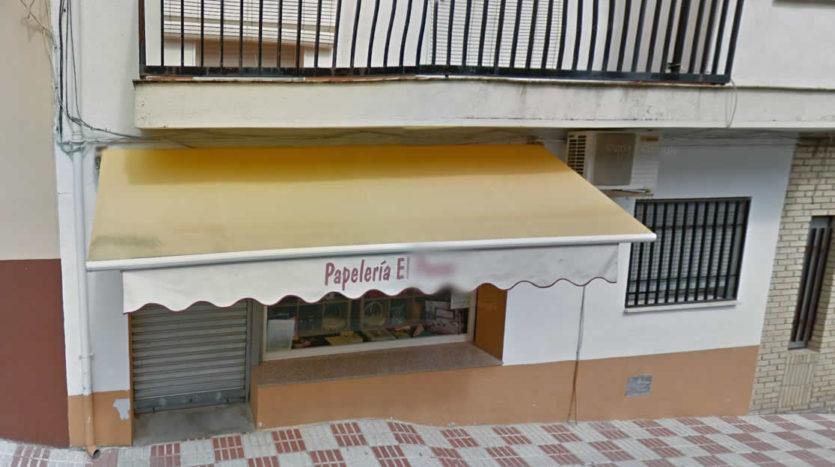 local comercial en alquiler Begíjar