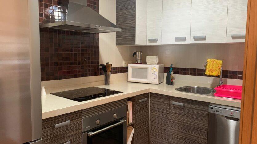Baeza apartamento alquiler